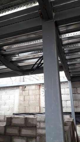 soldador metalico constrccion