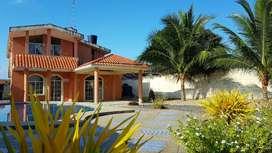 Casa Vacacional en Tonsupa para Renta