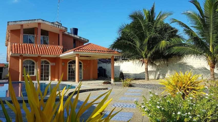 Casa Vacacional en Tonsupa para Renta 0