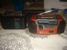 Lote De2 Radios Fushimi Y Otra Am/fm A Reparar No Envio