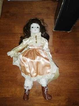Porcelain Classics Doll