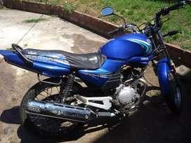 Vendo ybr 125 2008