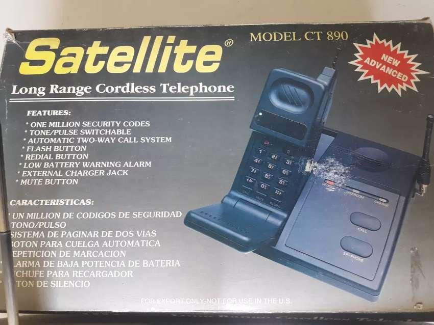 Telefono satelital 0