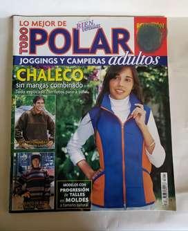 Costura POLAR paso a paso (2 revistas )