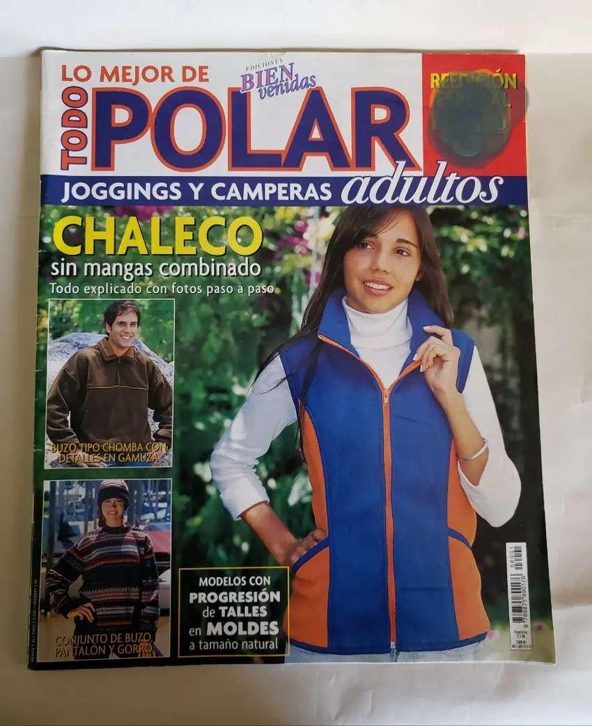 Costura POLAR paso a paso 2 (dos revistas ) 0