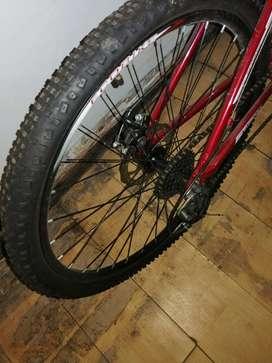 En venta bicicleta