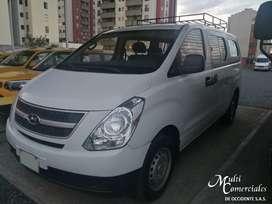 Microbus Hyundai H1 12 Pasaj 2012 Serv Especial