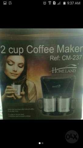 Cafetera nuevo
