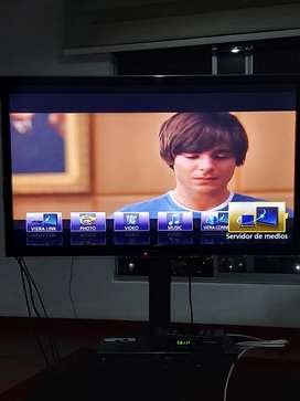 Televisor LCD Marca Panasonic