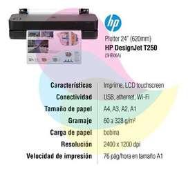 PLOTER DE IMPRESION HP T250