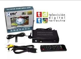 Codificador TDT televisión digital terrestre