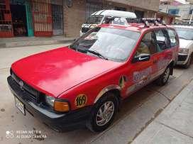 Se vende Nissan AD del 99