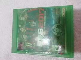 XBOX ONE  PeS, 2017 evolution soccer