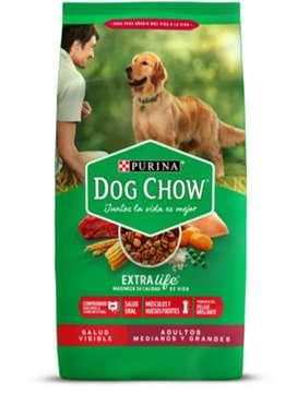 Dog Chow, Purina, Royal Canin