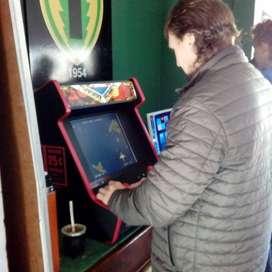 Alquiler videojuego para 2 jugadores 6000 clasicos