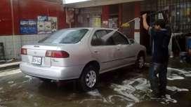 Vendo auto nissan sunny