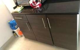 Mueble Cocina Granito USADO