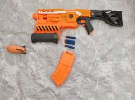 Nerf Elite Demolisher 2 En 1 En Perfectas Condiciones