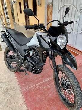 Moto Mavila Vértigo 150cc