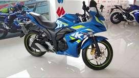 SUZUKI GSX155SF Gixxer  155cc