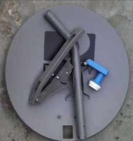 Se venden y se instalan antenas de DIREC TV
