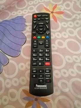 Oferta nuevo control Remoto para Smart TV Panasonic Viera led y lcd Soy de Guayaquil y hago envíos