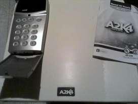 Vendo alarmas alonso A2K4  con llamador telefonico y teclado nuevos