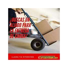Encomienda a Bogota-cali-pasto-putumayo