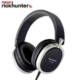 Audifonos Panasonic premium dynamic sound rphx550e negro