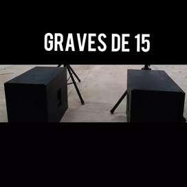 Graves de 15