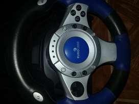 Vendo o Permuto volante Eurocase para PC Ps2 y Ps3