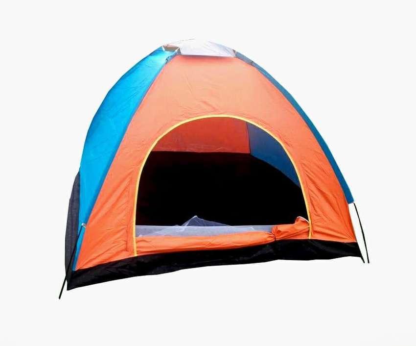 Carpas Camping 4 Personas Colores