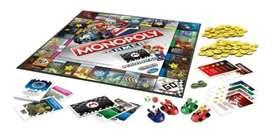 Monopoly Mario kars