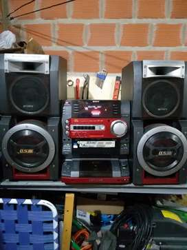 Vendo sony lx8