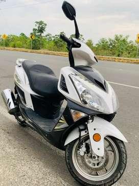 Motocicleta Falcón 150 cc