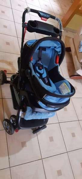 Coche para bebé a la venta