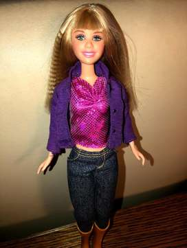 Muñeca Hannah Montana Original Mattel