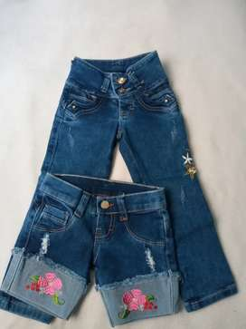 Jeans para nena