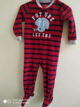 Pijamas para bebe talla 3 años americanas usadas