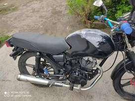 Moto 150 marca sukida stiff