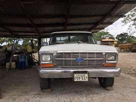 camioneta ford motor a diesel