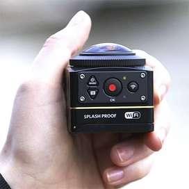 Cámara Kodak Pixpro Sp360 4k Premier Pack Vr