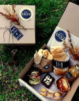 Desayuno - Merienda [AMOR X BOX]