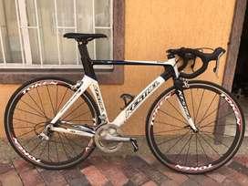 Bicicleta kestrel Talon