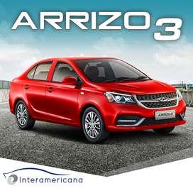 CHERY ARRIZO3 + GLP - 2020 | INTERAMERICANA NORTE