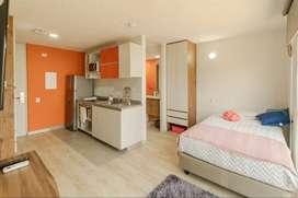 Estudio para 1 persona, residencia, apartamentos para estudiantes