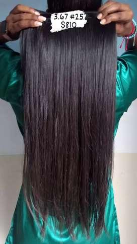 Extensiónes de cabello 100 %humano