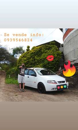 Chevrolet,Aveo,2011,Activo