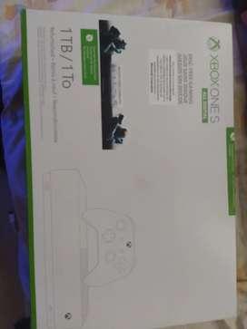 Consola Xbox one S 1 tera All digital