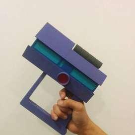 Pistola De Laser De Oficial - Rick And Morty
